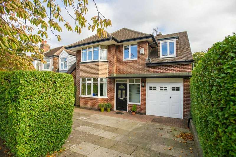 4 Bedrooms Detached House for sale in Norton Park Road, Norton, Sheffield, S8 8GR
