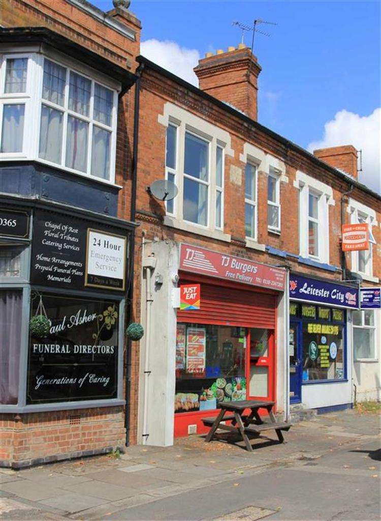 1 Bedroom Apartment Flat for sale in Aylestone Road, Leicester