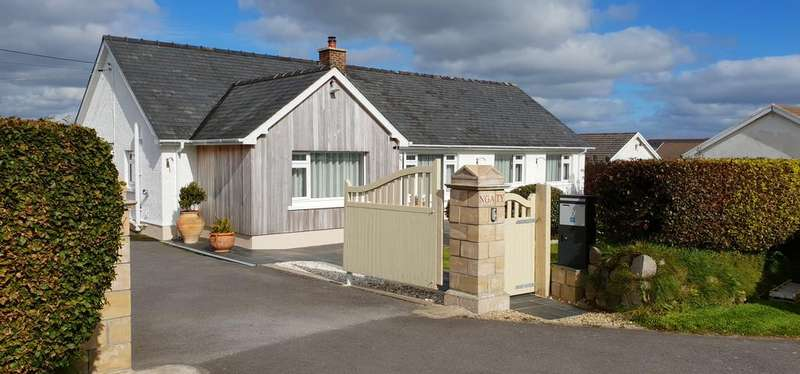 4 Bedrooms Detached Bungalow for sale in Princes Gate, Narberth