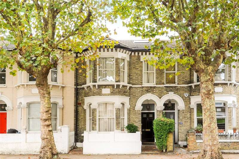 5 Bedrooms Terraced House for sale in Amerland Road, Putney, London, SW18