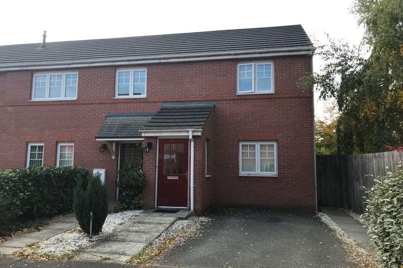2 Bedrooms Flat for sale in Bateman Close, Crewe, CW1