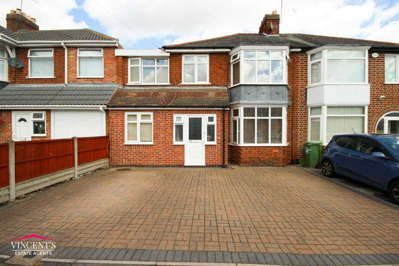 6 Bedrooms Semi Detached House for sale in Turnbull Drive, Leicester