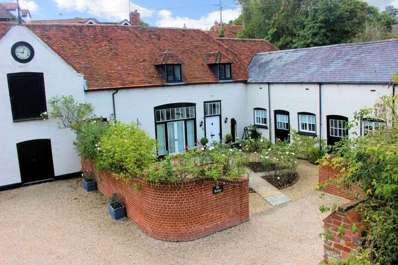 3 Bedrooms Semi Detached House for sale in Broad Street, East Ilsley, Newbury, RG20