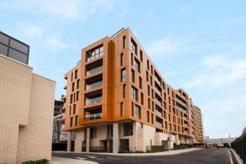 1 Bedroom Apartment Flat for sale in Tiggap House, Enderby Wharf, Greenwich
