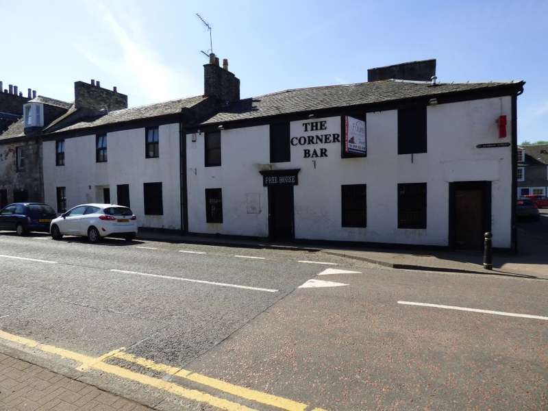 Commercial Property for sale in 2-8, St Germain Street, Mauchline, East Ayrshire