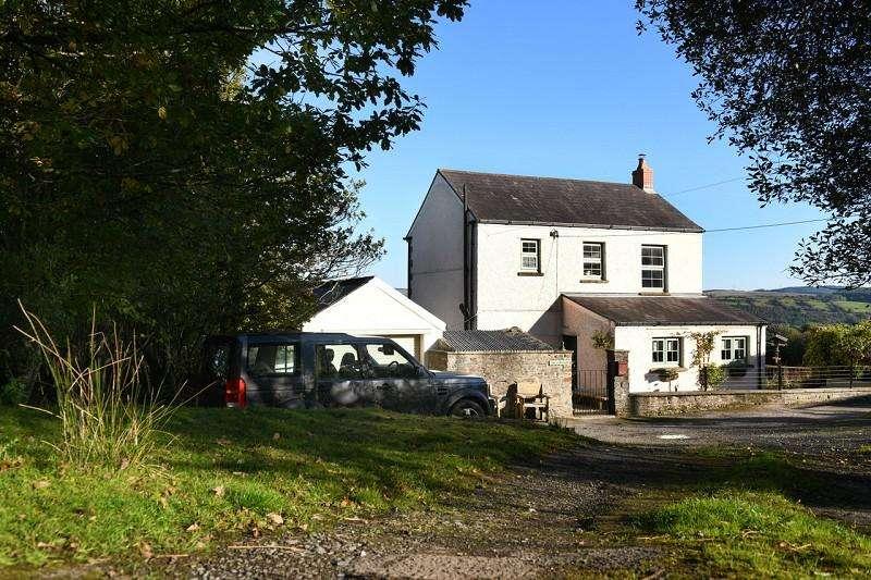 3 Bedrooms Detached House for sale in Tan Y Mynydd, Rhiwfawr, Swansea.