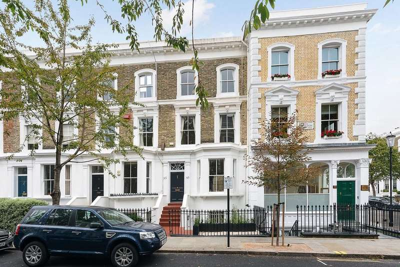 5 Bedrooms House for sale in Abingdon Road, Kensington, London