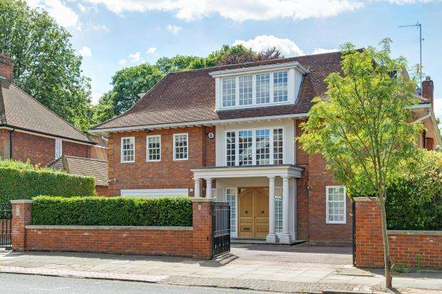 7 Bedrooms Detached House for sale in Sheldon Avenue, Kenwood, London, N6