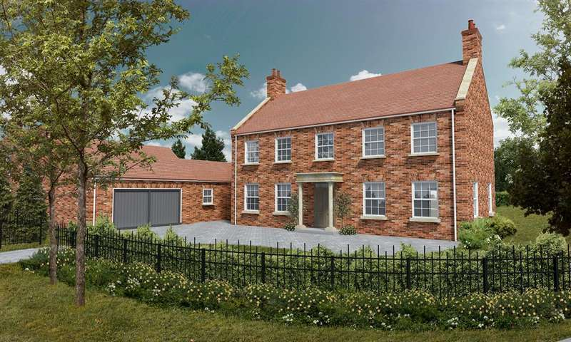 4 Bedrooms Detached House for sale in Horncastle Road, Louth