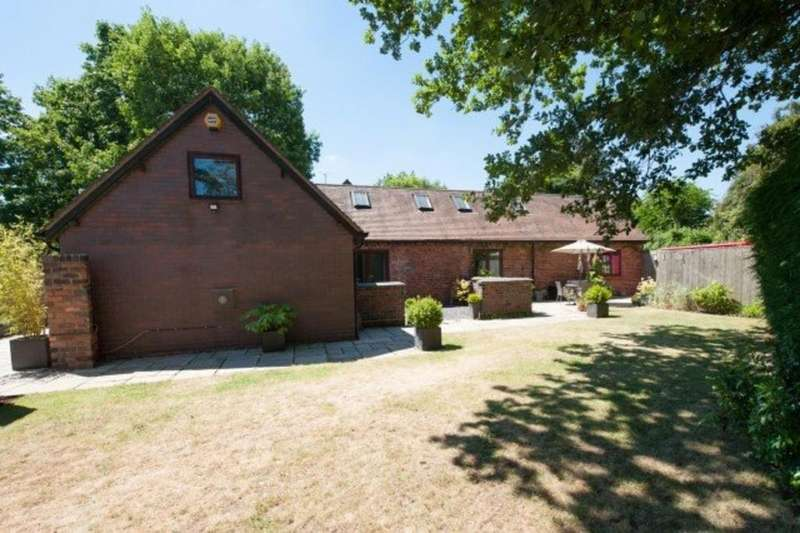 3 Bedrooms Barn Conversion Character Property for sale in Shirrall Drive, Canwell