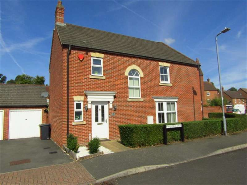 3 Bedrooms Semi Detached House for sale in Harding Spur, Langley, Slough , SL3 7GG