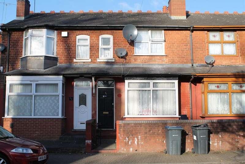 3 Bedrooms Terraced House for sale in Grasmere Road, Handsworth, Birmingham, B21 0UP