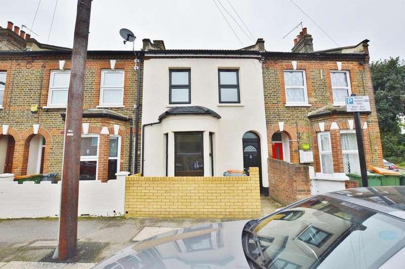 4 Bedrooms Terraced House for sale in Liddon Road, London, E13 8AN