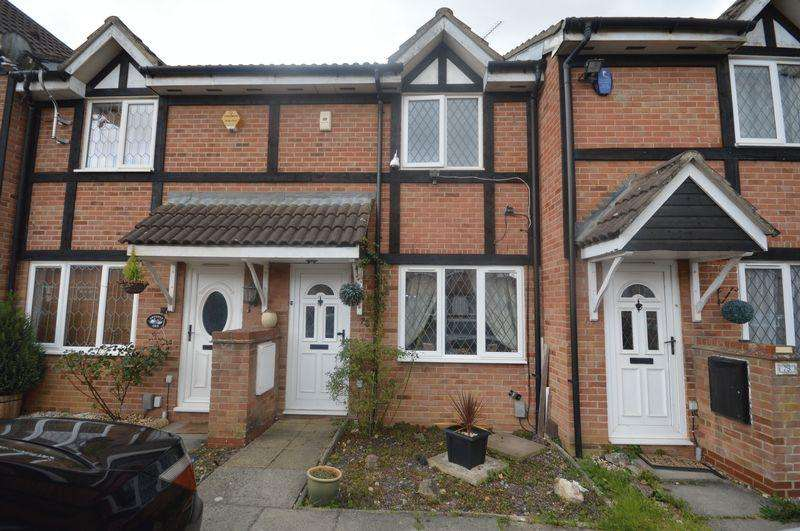 2 Bedrooms Terraced House for sale in Swan Mead.