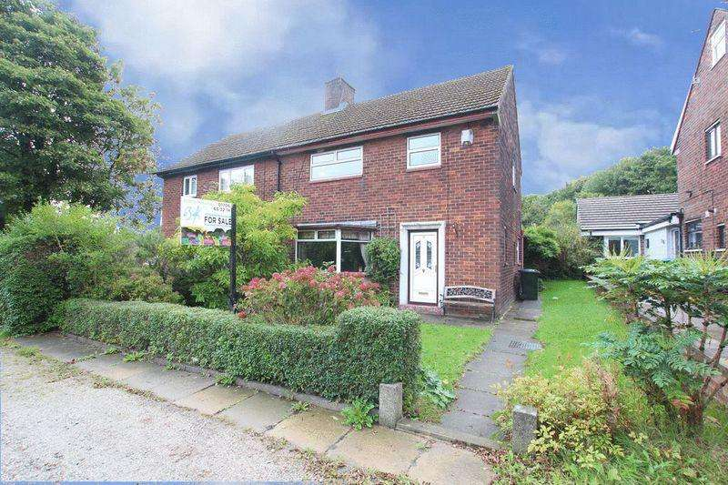 3 Bedrooms Semi Detached House for sale in Heaton Street, Milnrow OL16 3PP