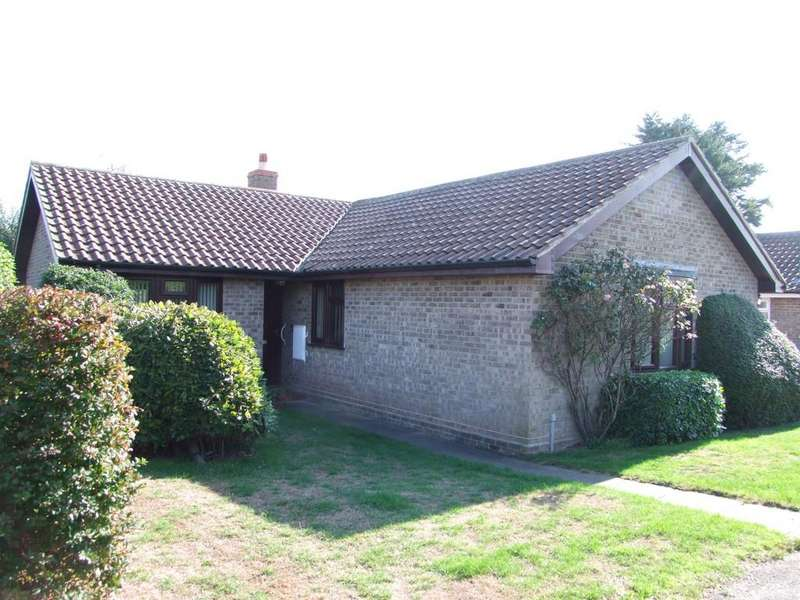 3 Bedrooms Detached Bungalow for sale in The Brambles, Aldeburgh