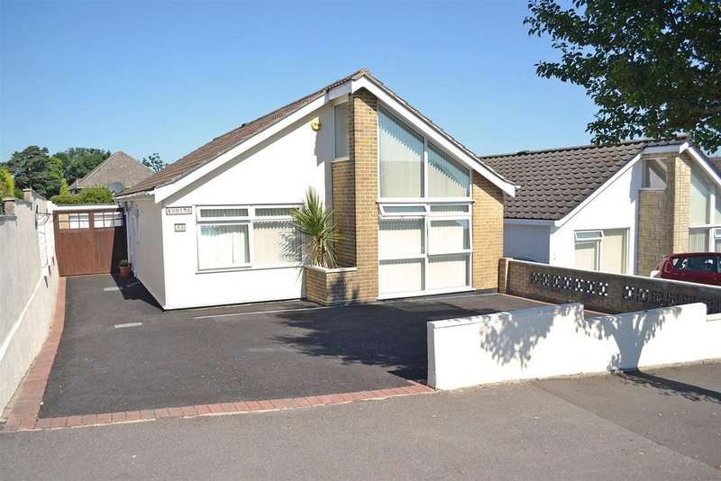 4 Bedrooms Detached Bungalow for sale in Palfrey Road, Northbourne, Bournemouth