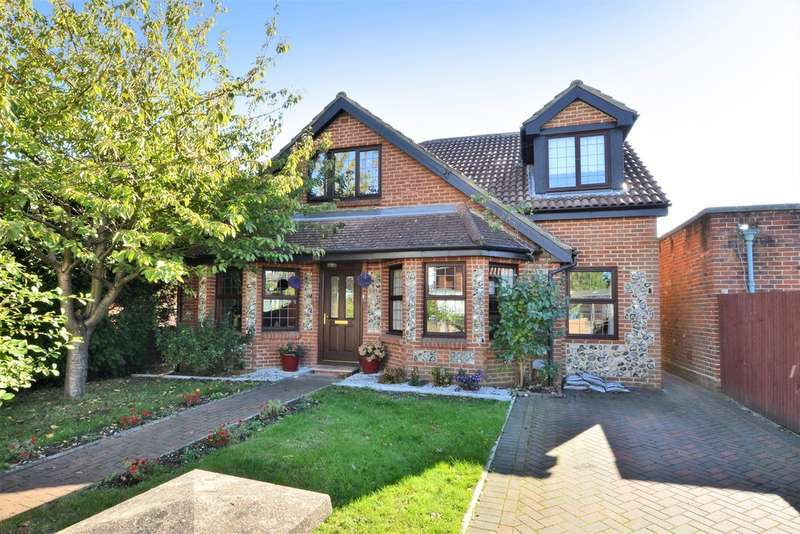 5 Bedrooms Detached House for sale in Brighton Road, Aldershot GU12