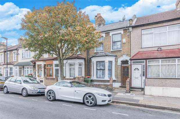 2 Bedrooms Terraced House for sale in Friars road, East Ham, London