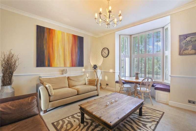 3 Bedrooms Flat for sale in Burdett Road, London, E14
