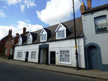 2 Bedrooms Terraced House for sale in West Street, Horncastle