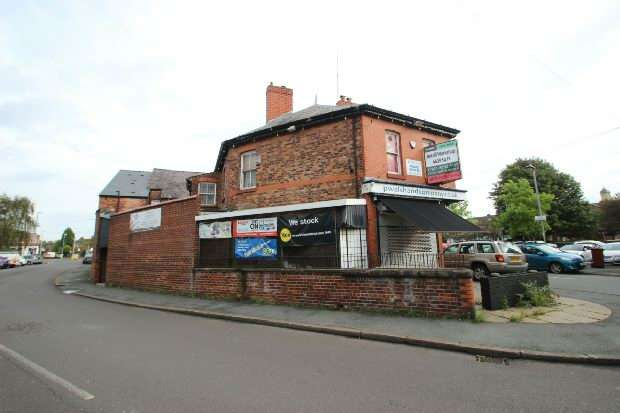 1 Bedroom Shop Commercial for sale in Burton Road, Manchester