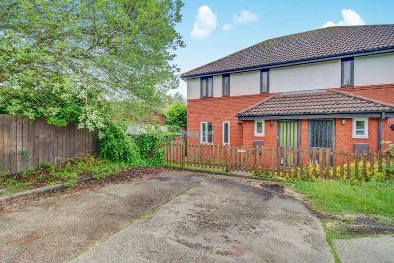 2 Bedrooms Flat for sale in Swan Street, Sible Hedingham, Halstead