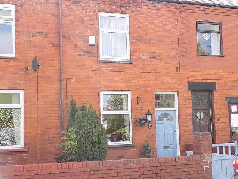 2 Bedrooms Terraced House for sale in Sandy Lane, Lowton, Warrington, WA3