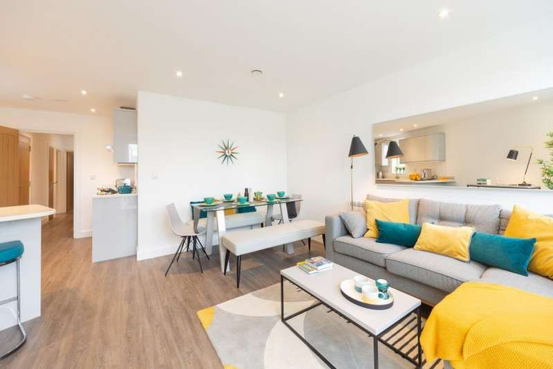 1 Bedroom Apartment Flat for sale in 7 Parkgate Apartments, E9