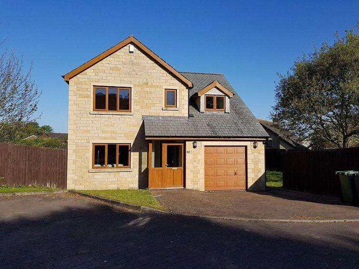 4 Bedrooms Detached House for sale in Chapel Lane, Overton, LA3 3HU