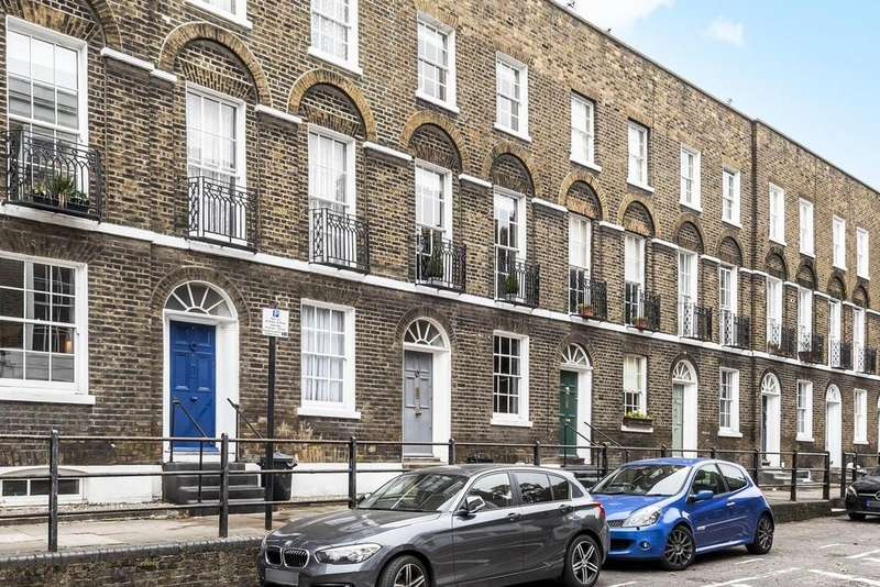 3 Bedrooms Terraced House for sale in Cloudesley Place, Islington