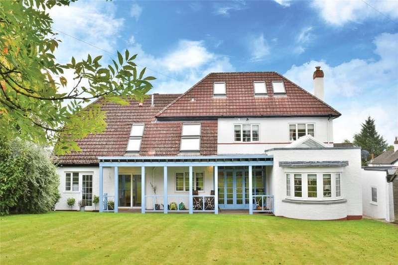 4 Bedrooms Detached House for sale in Milverton Avenue, Bearsden