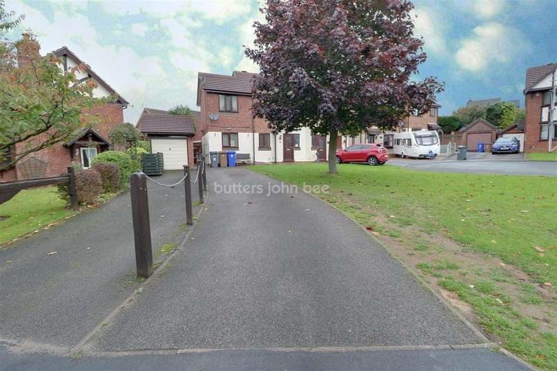 3 Bedrooms Semi Detached House for sale in Holst Drive, Birches Head