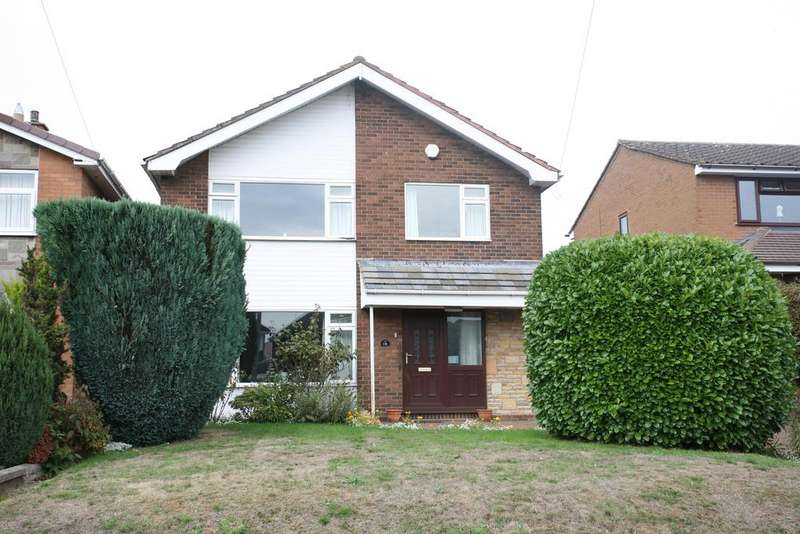 4 Bedrooms Detached House for sale in 131 Hatherton Road, Cannock, WS11 1HH