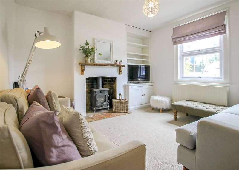3 Bedrooms Semi Detached House for sale in Tile Cottages, Terrace Road North, Binfield, Berkshire, RG42