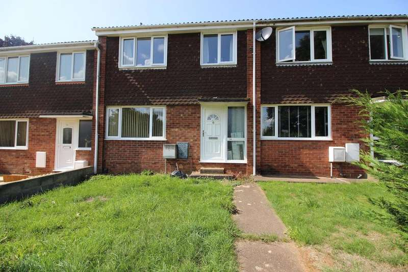 3 Bedrooms Terraced House for sale in Hatherley, Yate, Bristol, BS37 4LT