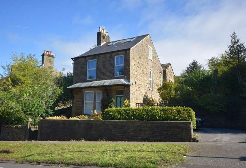 4 Bedrooms Detached House for sale in Chapel Road, Hayfield, High Peak