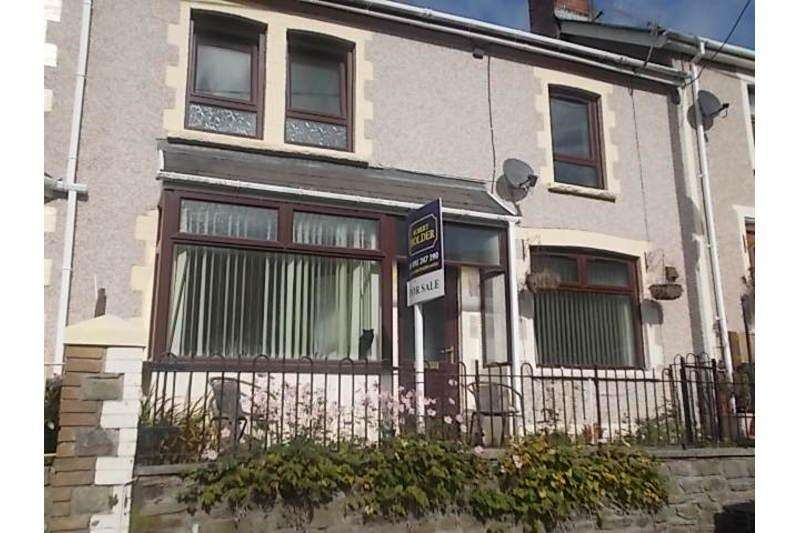 3 Bedrooms Terraced House for sale in Regent Street, Llanhilleth, Abertillery