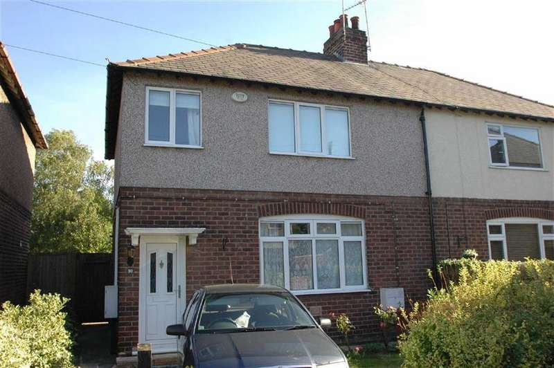 3 Bedrooms Semi Detached House for sale in Myrtle Grove, Hoole, Chester