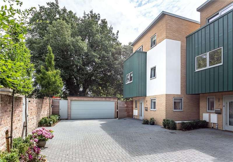 5 Bedrooms Detached House for sale in Polefield Gardens, Hatherley Road, Cheltenham, Gloucestershire, GL51