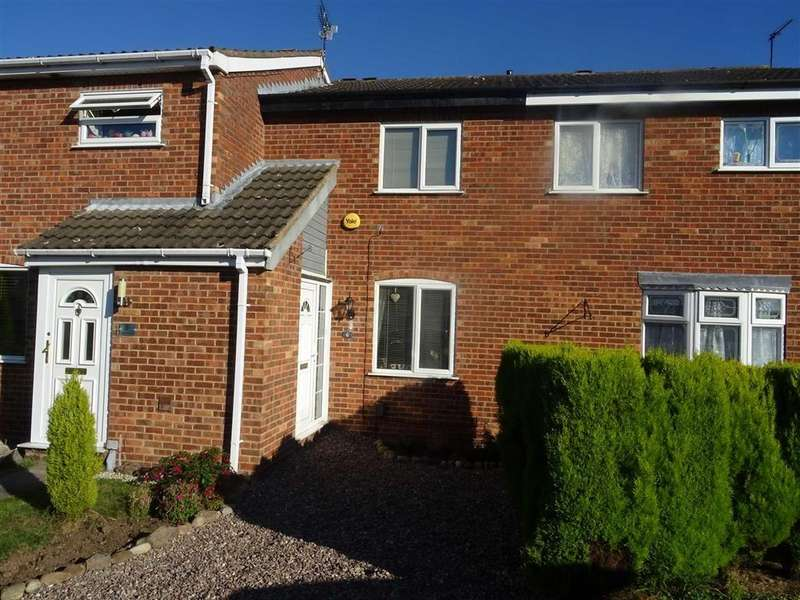 3 Bedrooms Town House for sale in Kerry Close, Barwell
