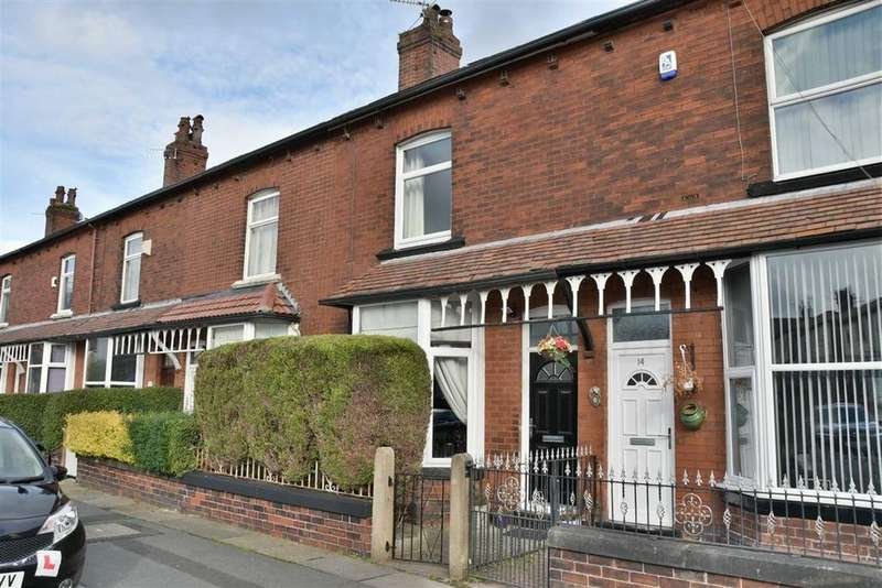 2 Bedrooms Terraced House for sale in Rushton Road, Bolton