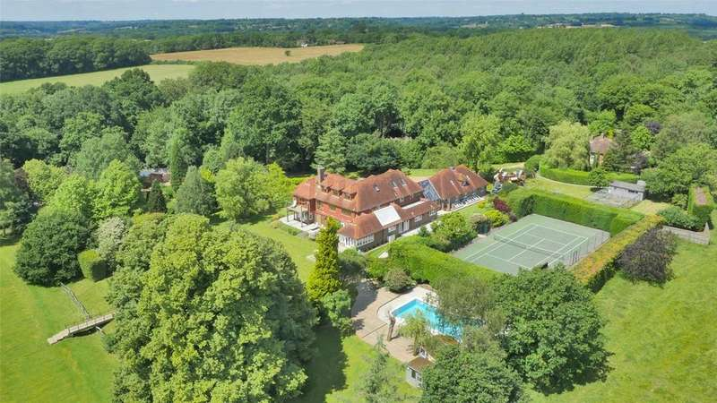6 Bedrooms Detached House for sale in Lindfield, Haywards Heath, West Sussex, RH16