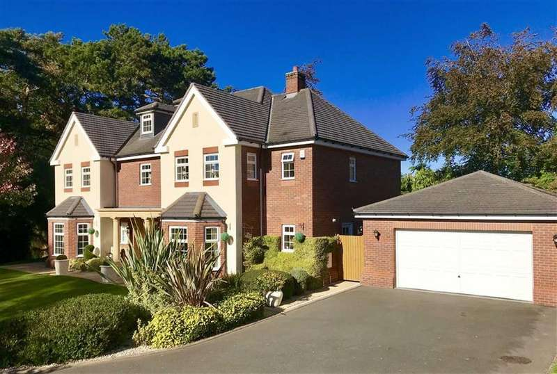 6 Bedrooms Detached House for sale in Donnerville Gardens, Admaston