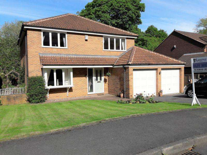 4 Bedrooms Detached House for sale in The Dell, Bishop Auckland