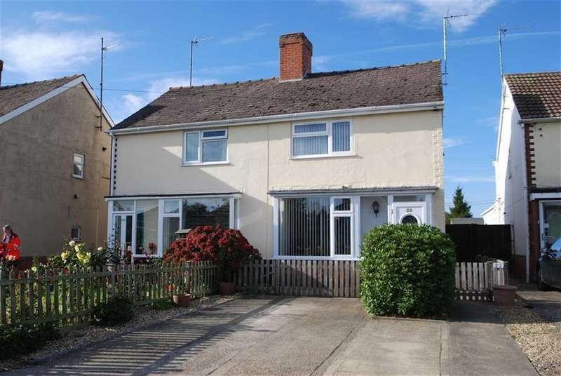 3 Bedrooms Semi Detached House for sale in Saundergate Lane, Wyberton, Boston