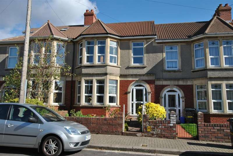 3 Bedrooms Terraced House for sale in Maesknoll Road, Knowle, Bristol