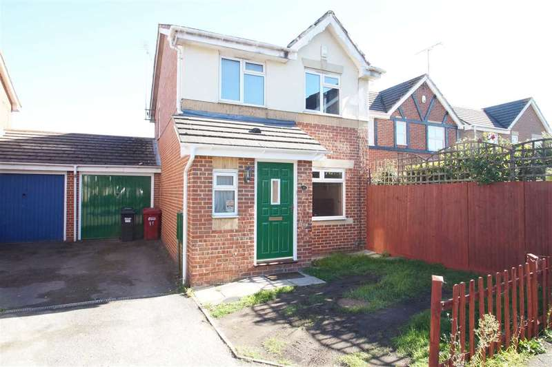 3 Bedrooms Detached House for sale in Gervaise Close, Slough