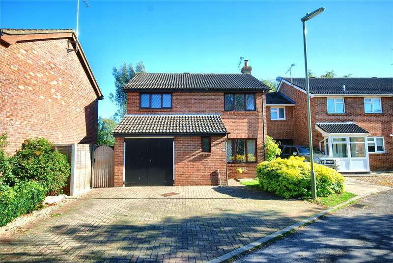 4 Bedrooms House for sale in Avon Meade, Fordingbridge, Hampshire, SP6