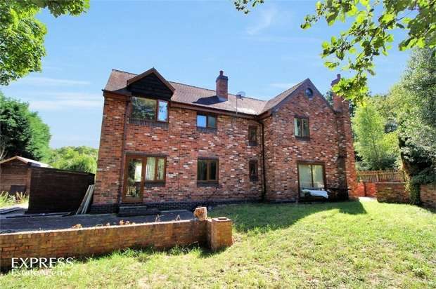 6 Bedrooms Detached House for sale in Park Lane, Handsworth, Birmingham, West Midlands